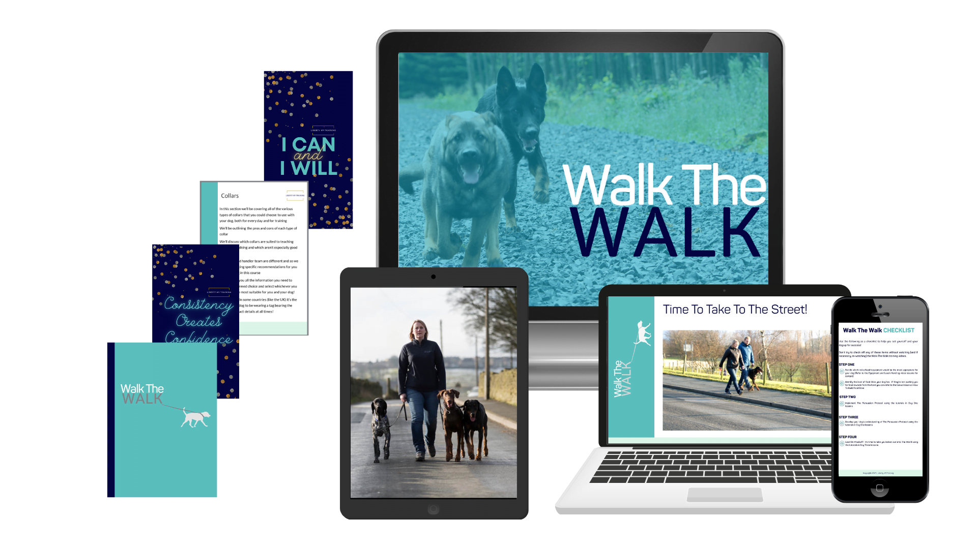 Teach Your Dog To Walk On A Loose Lead In One Weekend